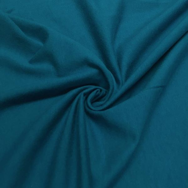 "Cotton Jersey Lycra Spandex knit Stretch Fabric 58/60"" wide (White)"