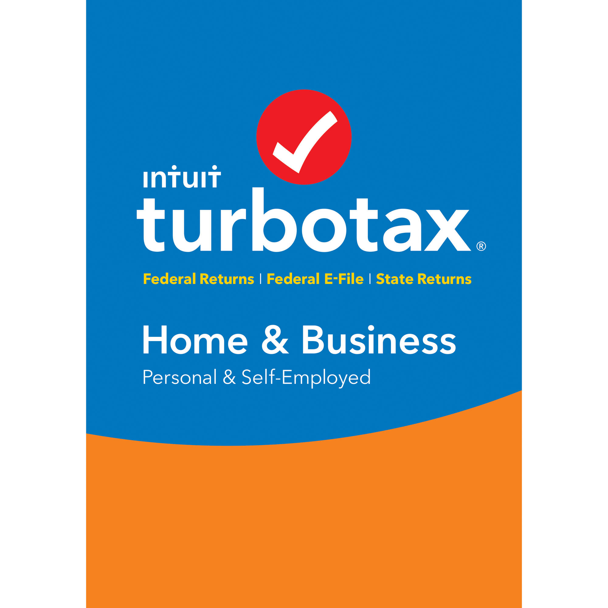 TurboTax Home and Business (Federal and State) for Mac, Tax Year 2016 (Email Delivery)