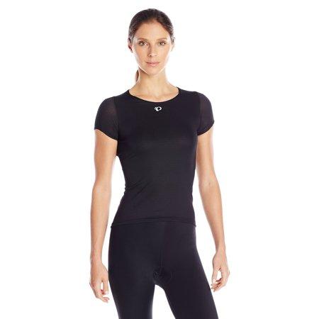 Pearl Izumi - Ride Women's Transfer Short Sleeve Top Black Small (Pearl Izumi Transfer)