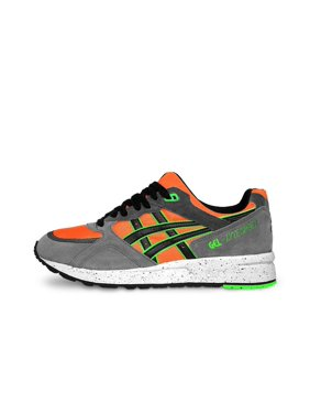 38db664c86e562 Product Image Mens Asics Gel Lyte Speed Grey Orange Green White Black  HN511-0916