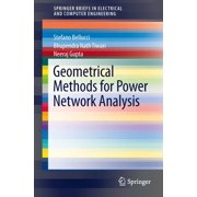 Geometrical Methods for Power Network Analysis - eBook