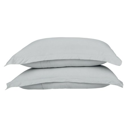 Exclusive Fabrics  100-percent Cotton Jersey Pillow Cases (Set of 2) Autographed White Throwback Jersey