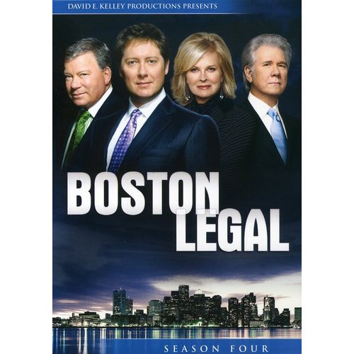 Boston Legal: Season 4 (Widescreen)