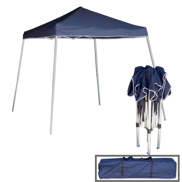 Blue 10 X10 Canopy Gazebo Tent Party