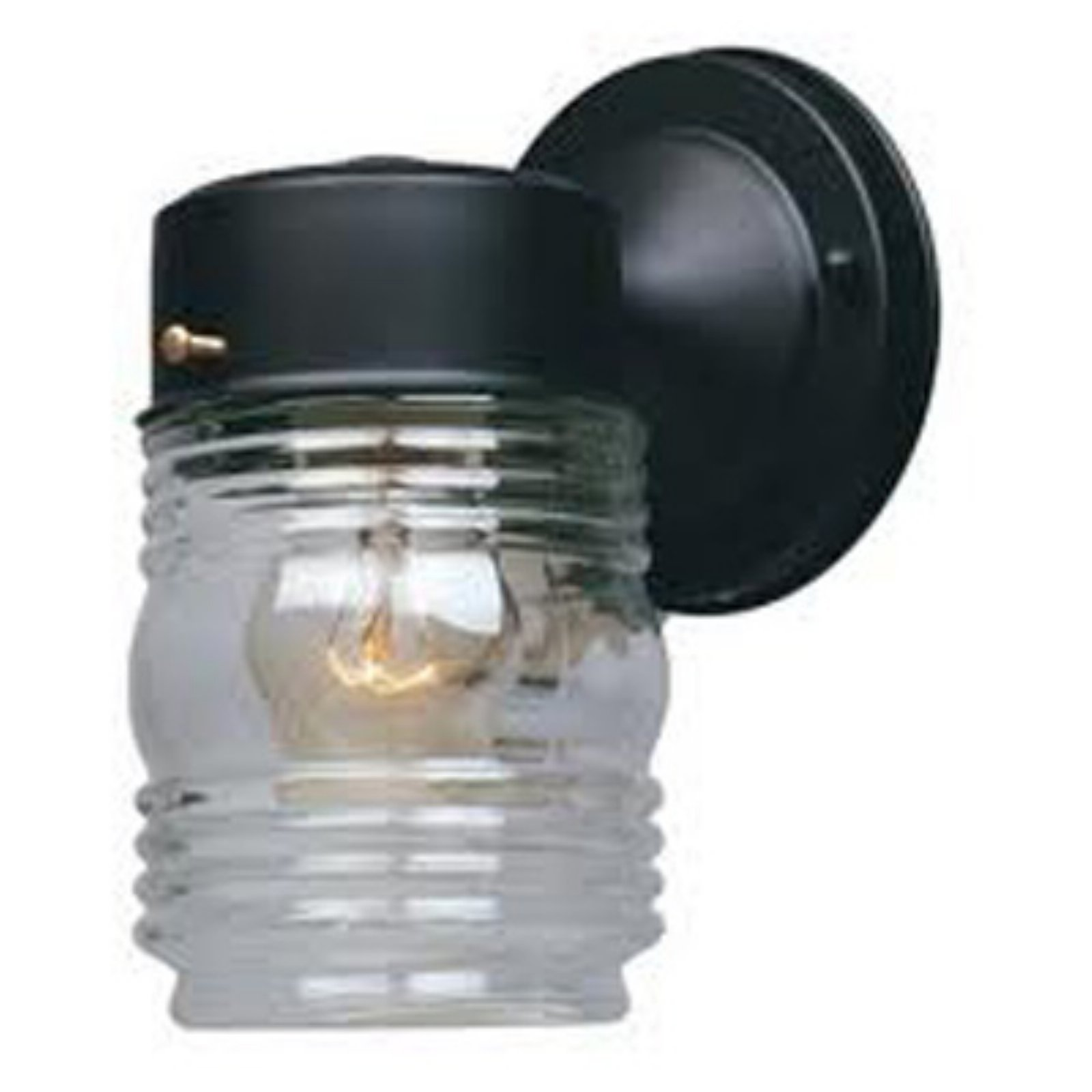 Designers Fountain Outdoor 2061 Porch Jelly Jar Wall Light by Designers Fountain