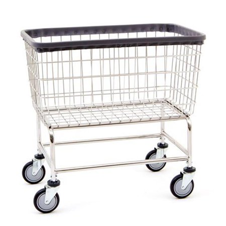 - R&B Wire 200F Large Capacity Wire Frame Metal Laundry Cart