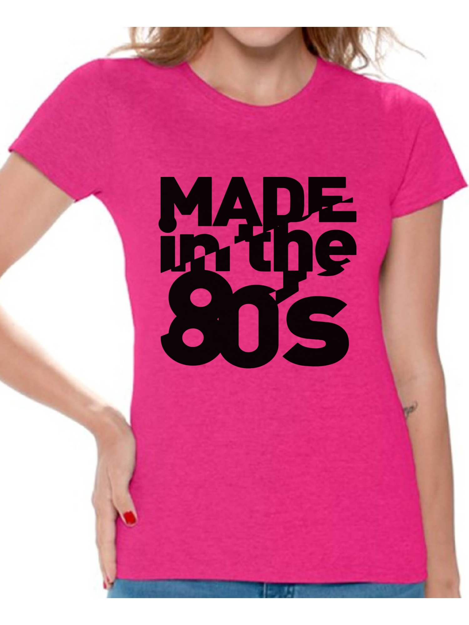 70280757 Awkward Styles Made in 80s Shirt 80s T Shirt 80s Birthday Shirt Womens 80s  Accessories Retro Vintage Rock Concert T-Shirt 80s Costume 80s Clothes for  Women ...
