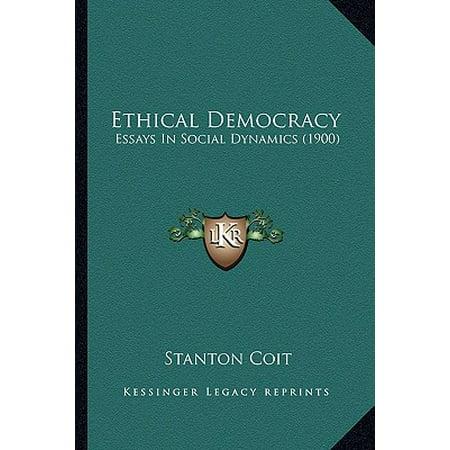 Ethics in society essay
