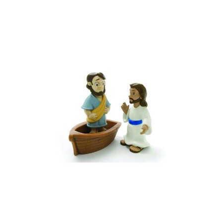 Bible Toys Tales of Glory Jesus Walks on - Bible Toys