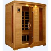 Golden Designs GDI-6444-01 Grand 3 Person Carbon Sauna