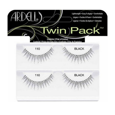 ARDELL Twin Pack Lashes - 110 Black (12 Paquets) - image 1 de 1