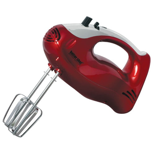 Better Chef Hand Mixer-Red by Supplier Generic