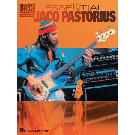 Bass Recorded Versions: The Essential Jaco Pastorius (Jaco Pastorius)