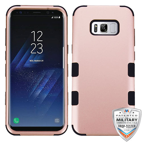 For Samsung Galaxy S8 Plus TUFF Hybrid Phone Impact Armor Protector Case Cover