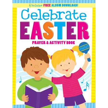 Celebrate Easter! Prayer and Activity Book](Prayer Activities)