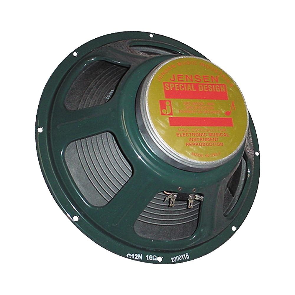 "Jensen C12N 50W 12"" Replacement Speaker  16 Ohm"