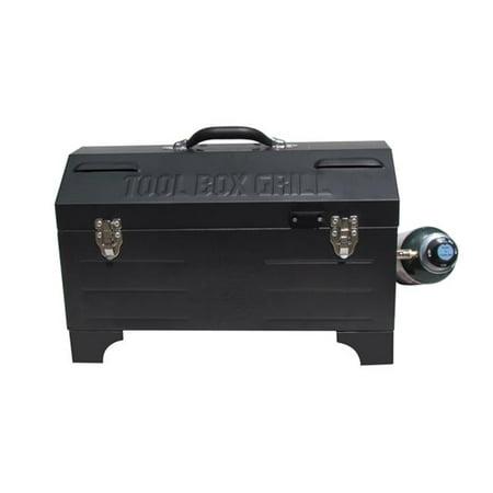 Keg-A-Que 124000 Toolbox Gas Grill