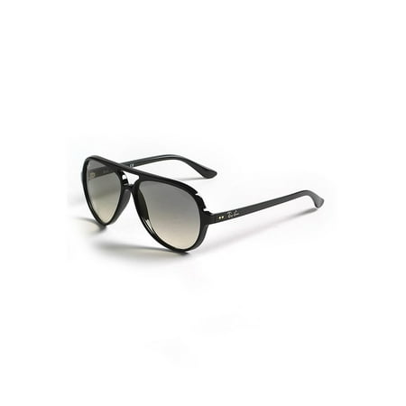 70bf61745a1 Ray-Ban - Iconic Cats 5000 Aviator Sunglasses - Walmart.com