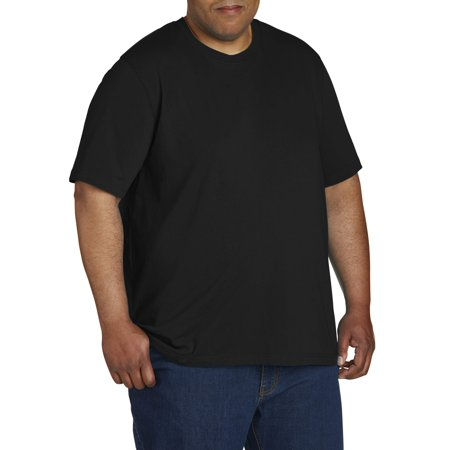 - Men's Wicking Jersey Short Sleeve No Pocket Tee
