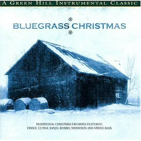 Bluegrass Christmas (CD)