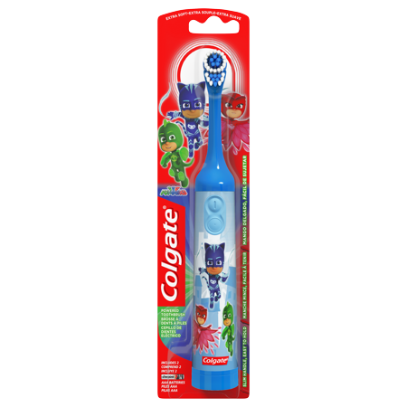 Colgate Kids PJ Masks Battery Electric Toothbrush