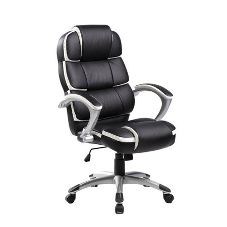Merax Luxury PU Leather High-Back Ergonomic Office/Executive Computer Gaming Chair