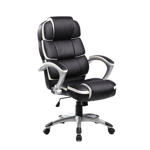 Merax Luxury PU Leather High-Back Ergonomic Office/Executive Swivel Computer Gaming Chair
