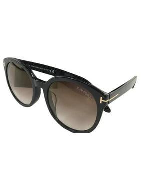 a82cc2a8cd Product Image Tom Ford 503-F 01G Black Plastic Sunglasses 55mm