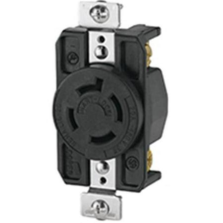 Cooper Wiring Devices CWL1620R Locking Receptacle