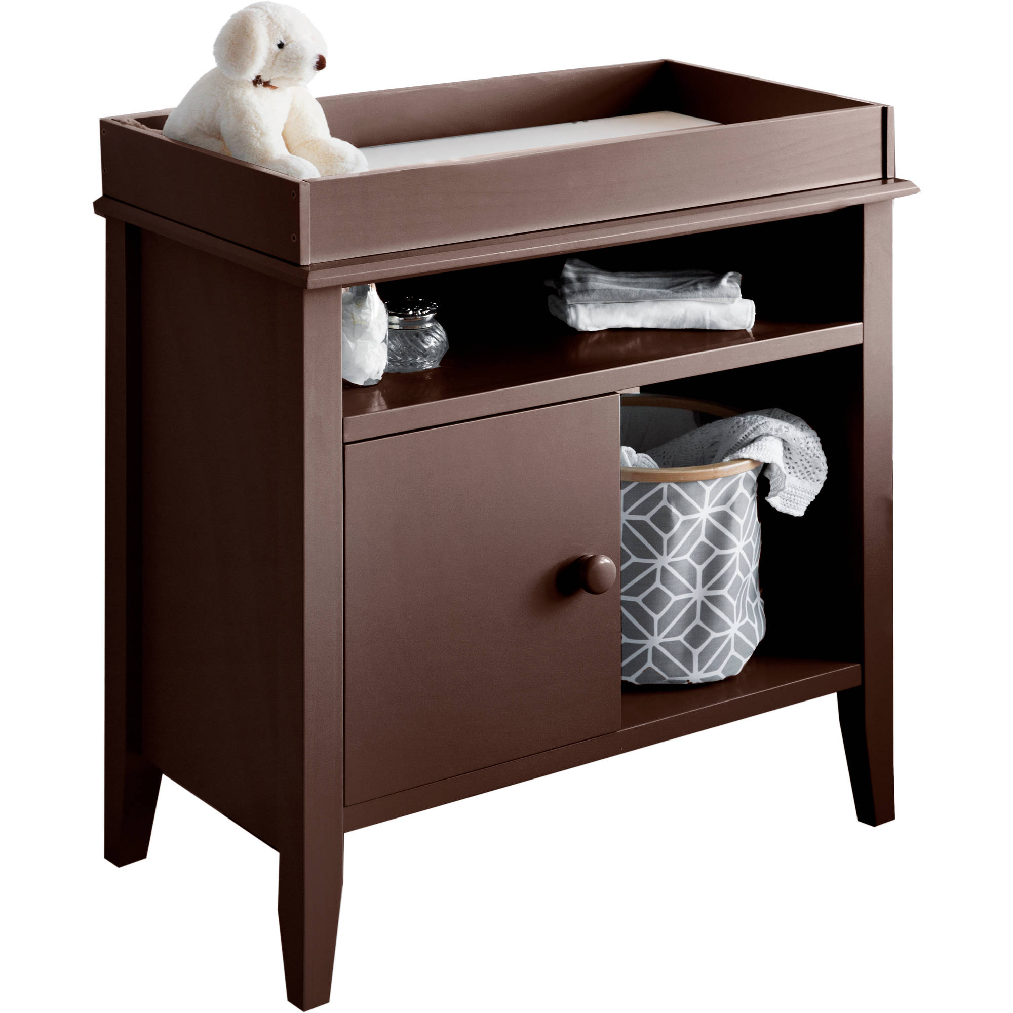 Lolly and Me Universal Changing Table, Espresso