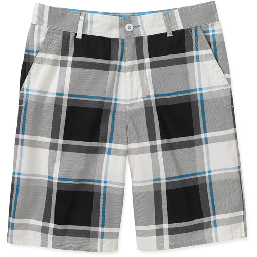 OP - Men's Patterned Flat front Shorts