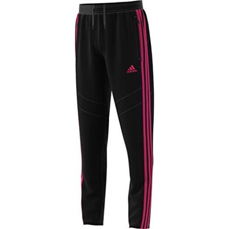 79b69870c7 adidas Tiro19 Youth Training Pants Black/Real Magenta X-Small
