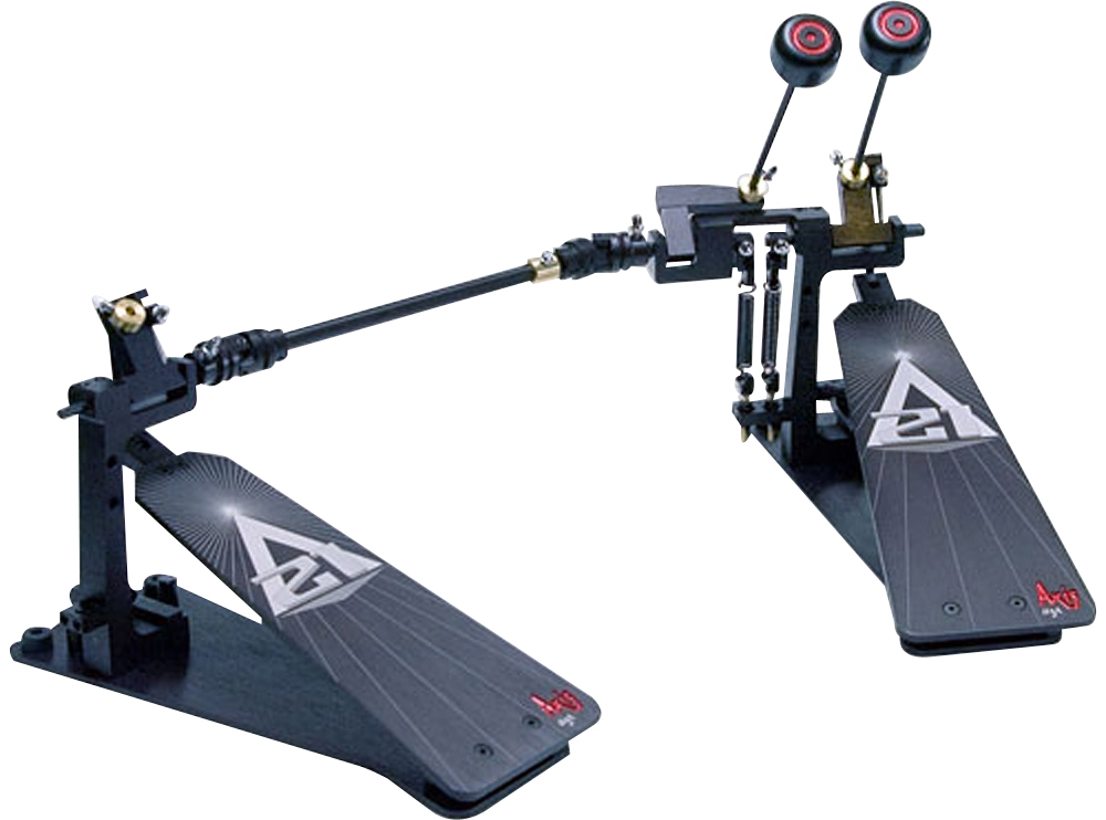 Axis A21 Laser Double Bass Drum Pedal by Axis