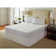 Rio Home Fashions 0.5 in. Quilted Memory Foam