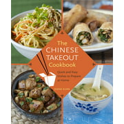 The Chinese Takeout Cookbook (Hardcover)