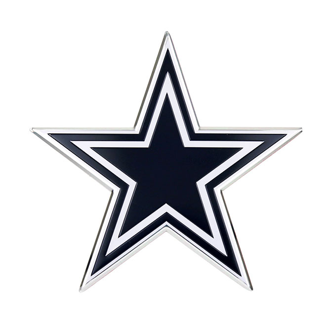 NFL Dallas Cowboys Colored Emblem