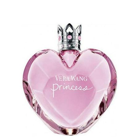 Flower Perfume Bottle - Vera Wang Flower Princess Women EDT Spray Perfume for women, 3.4 oz
