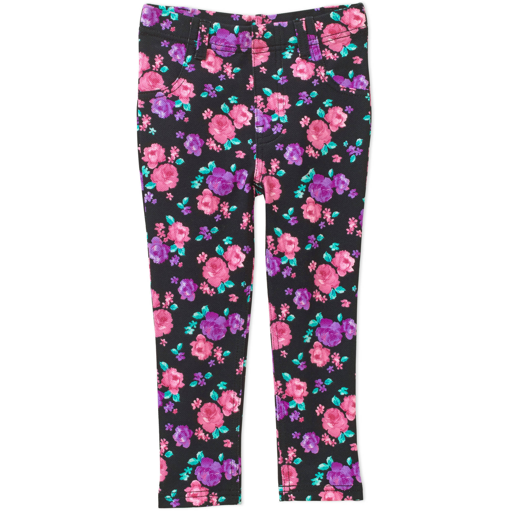 Garanimals Baby Toddler Girls' Printed Jeggings