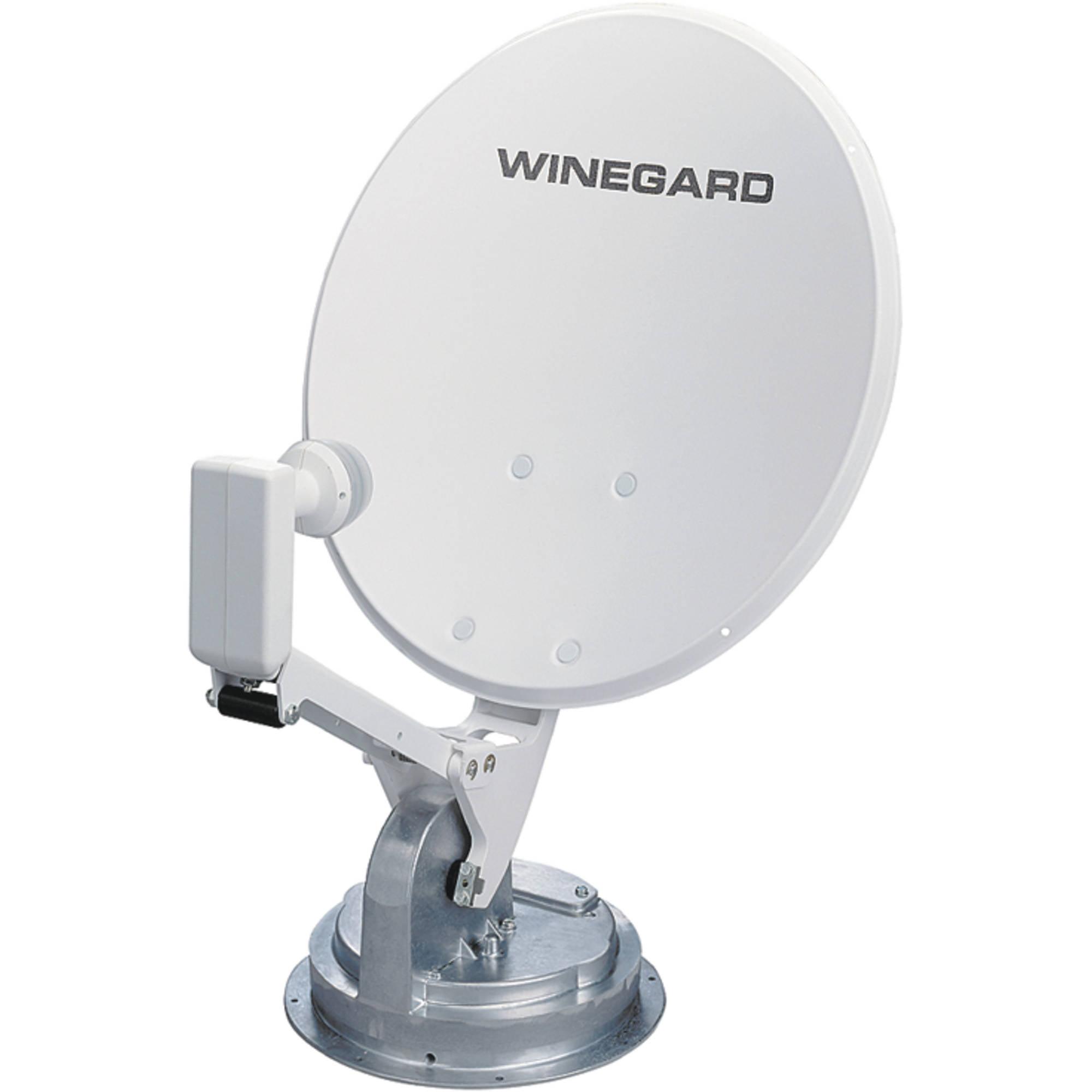 Winegard RM-DM46 Crank Up RV Satellite Antenna with DM Se...