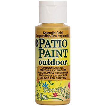Deco Patio Paint Terra Cotta Walmart Com