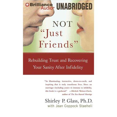 rebuilding trust after infidelity