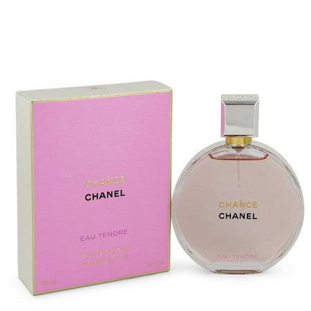 Chance Eau Tendre by Chanel Eau De Parfum Spray 3.4 (Chanel Outlet Stores)