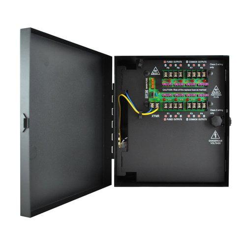 Reavo America REP3AC24-8-4L 8 Channel 24V Power Supply