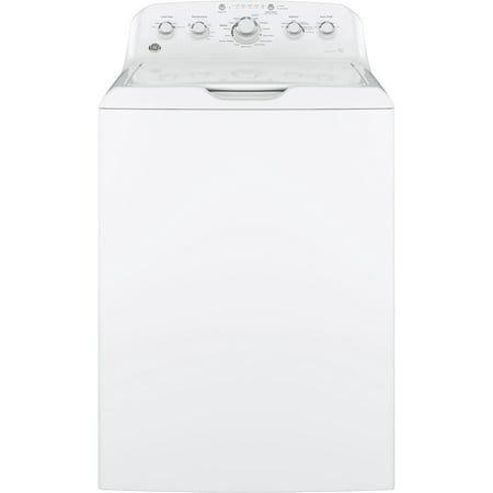 GE Appliances GTW460ASJWW 4.2 cu. ft. 27 Inch Top Load Washer White