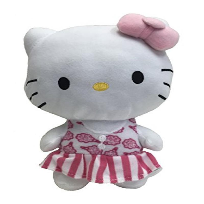 Hello Kitty Circus Plush Doll Toy Cotton Candy Dress Hello Kitty Birthday Christmas Gift by