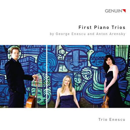 Enescu & Arensky: First Piano Trios