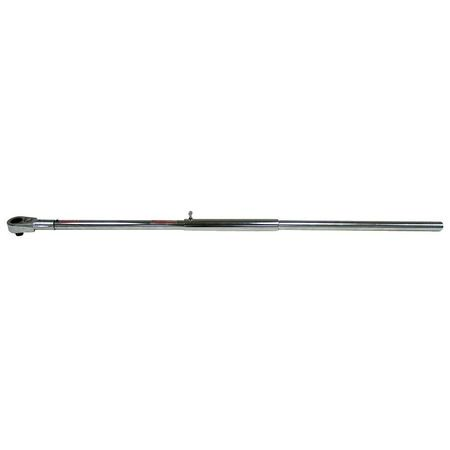 """Cdi Torque Products 1/2"""" Drive, 24-1/2"""", Micrometer Torque Wrench, Steel, 2503MFRMH"""