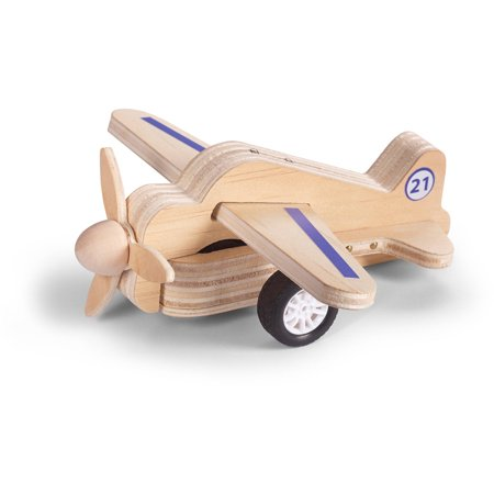 Red Tool Box Airplane Building Kit