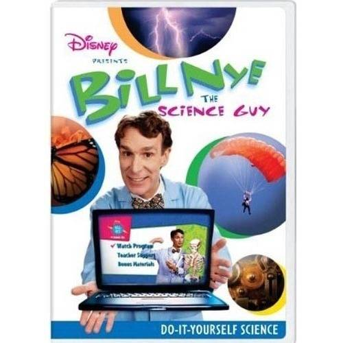 Bill Nye the Science Guy: Do-It-Yourself Science by DISNEY/BUENA VISTA HOME VIDEO
