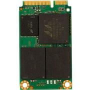 Micron M600 128 GB Internal Solid State Drive - mini-SATA - 560 MB/s Maximum Read Transfer Rate - 400 MB/s Maximum Write
